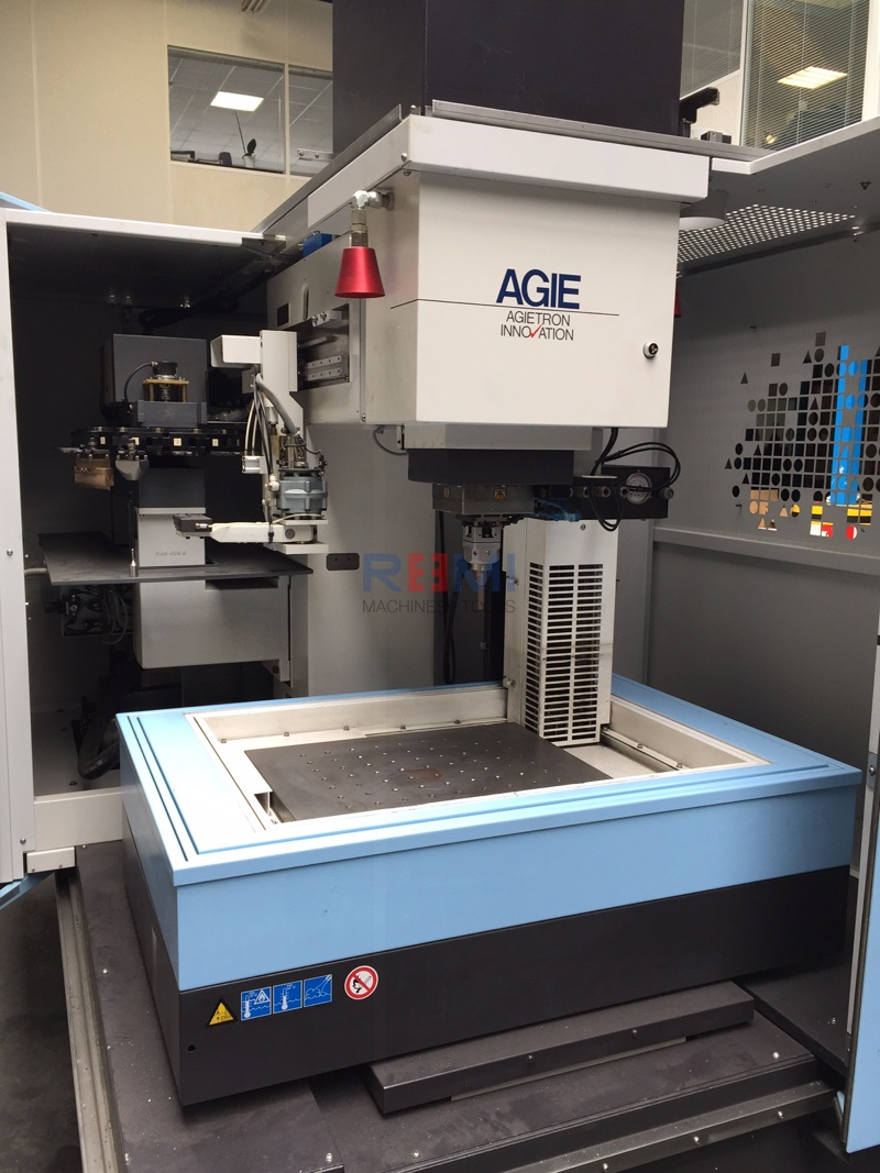 AGIE INNOVATION 2 – 2000 New in stock!