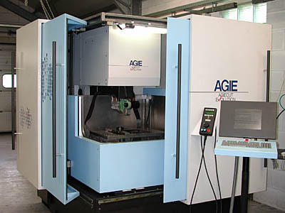 Agie Evolution 2 and Agie Challenge 2 new in stock!